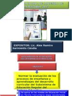 Reglamento de Evaluación (4)