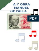 Vida y Obra de Manuel de Falla 2