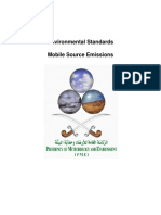 En EnvStand2 Mobile Source Emissions