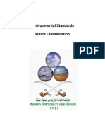 En EnvStand9 Waste Classification