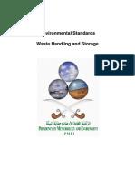 En_EnvStand13_Waste Handling & Storage