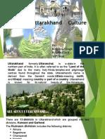 Uttarakhand Culture Ppt