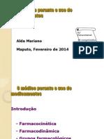 1 O medico e uso de medicamentos 2014 (2).ppt