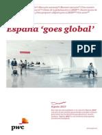 Informe Espana Goes Global