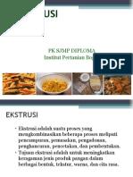 P3IP-11 Ekstrusi