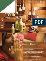 Ekos Argentina - Guia de Productos