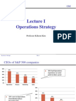 Lecture 1.Strategy