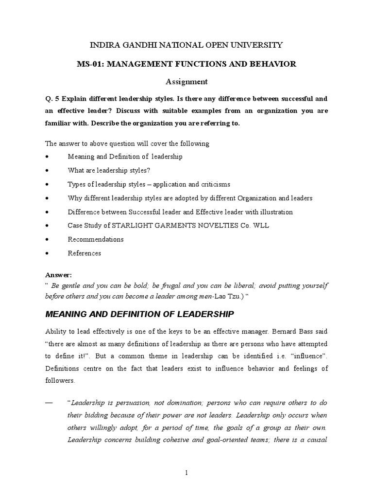Leadership | Leadership | Leadership & Mentoring