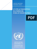 2 PK Junior Ranks Handbook