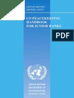 2 PK Junior Ranks Handbook