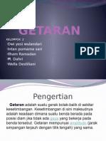 GETARAN