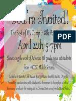 8th grade comp show invite1