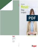 Catalogo Evol Mosaic Legrand