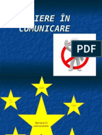 Bariere in Comunicare (1)