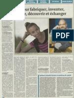 Quotidien Jurassien - 15 avril 2014