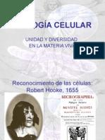 Presentación La Célula ...2014