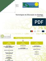 Tecnologias Da Educação No Alentejo