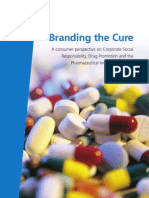 Branding the Cure