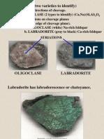 Bab.iib. Batbeku-rock Forming Minerals