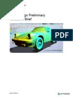Flow Design Preliminary Validation Brief 01072014