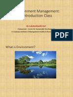 EM Intro Class
