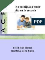 Padres Éxito Escolar