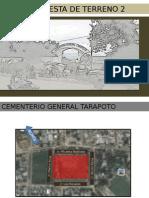 cementerio analisis