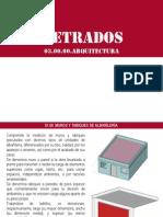 METRADOS ARQUITECTURA