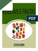 Vegetais e Frutas haccp