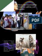 Indígenas en El Ecuador