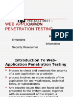 Introduction to Web-Application Penetration Testing