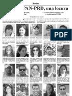 Alianzas PAN-PRD, Una Locura