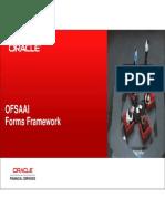 OFSAA Forms Framework