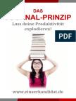 Einserkandidat Strategie Das Journal Prinzip E Book