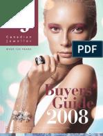 Canadian Jeweller Magazine December 2007