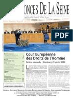 Edition Du Lundi 15 Fevrier 2010 - 10