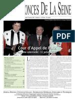 Edition Du Lundi 17 Janvier 2011 - 4