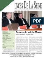 Edition Du Jeudi 4 Fevrier 2010 - 8