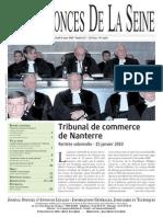 Edition Du Jeudi 11 Mars 2010 - 14
