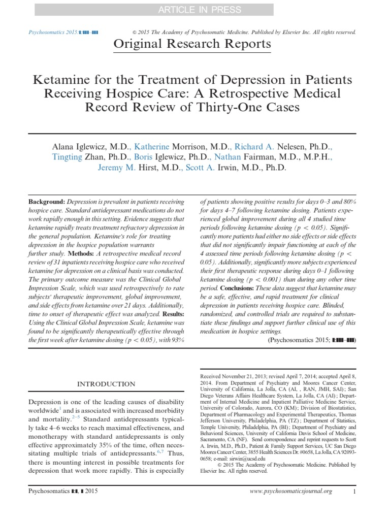 treatment methods for depression essay A qualitative study of depression we sought to gain a better understanding of barriers to diagnosis of and entering treatment for depression methods: we.