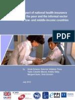 Health Insurance 2012Acharya Report