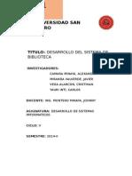 Informe Proyecto Final