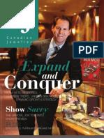 Canadian Jeweller Magazine JuneJuly 2008