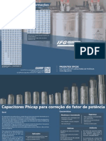 Catalogo Ifg Capacitores Epcos