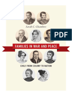 Families in War and Peace by Sarah C. Chambers