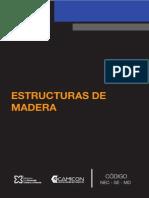 NEC SE MD (Estructuras Madera)