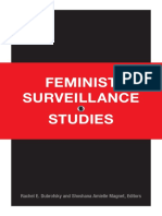 Feminist Surveillance Studies Edited by Dubrofsky and Magnet
