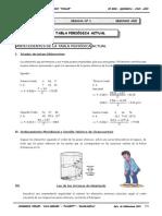 II BIM - QUIM - Guía Nº 1 - Tabla Periódica Actual