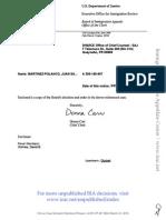 Juan Salvador Martinez-Polanco, A205 159 407 (BIA March 23, 2015)