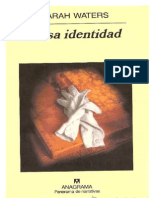 [Lgbt] Falsa Identidad - Sarah Waters